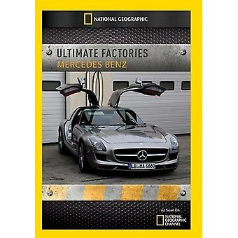 Ultimate fabryk: Mercedes Benz [DVD] USA import