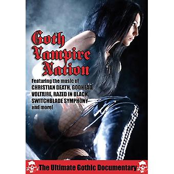Goth Vampire Nation [DVD] USA import