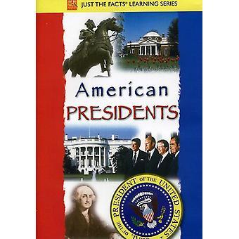 Rien que les faits - import USA de présidents américains [DVD]