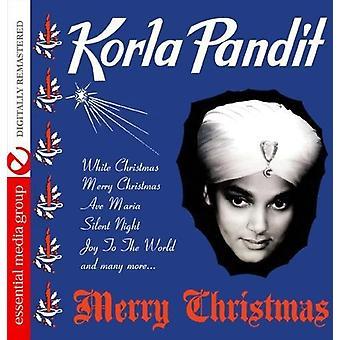 Korla Pandit - importazione USA buon Natale [CD]