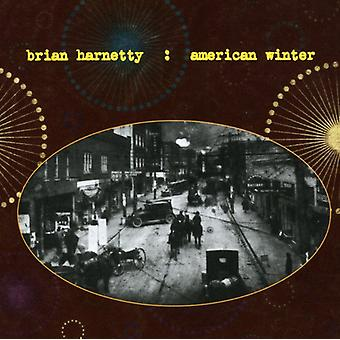 Brian Harnetty - amerikanske vinter [CD] USA import