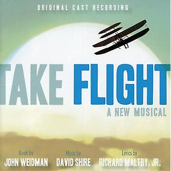 Støbt optagelse - tage flugten [Original Cast Recording] [CD] USA import