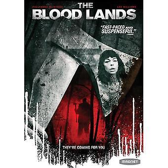 Bloed Lands [DVD] USA importeren