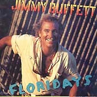 Jimmy Buffett - Floridays [CD] USA import