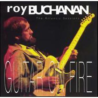 Roy Buchanan - Guitar brand-atlantiske Sessi [CD] USA import