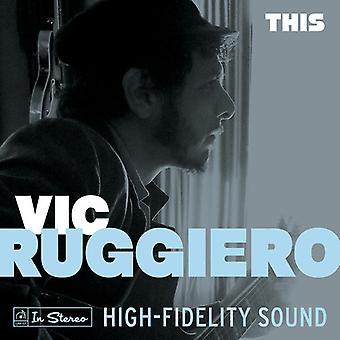 Vic Ruggiero - [CD] USA importen