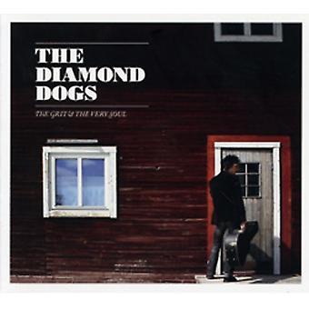 Diamond Dogs - grus & meget sjæl [CD] USA importerer