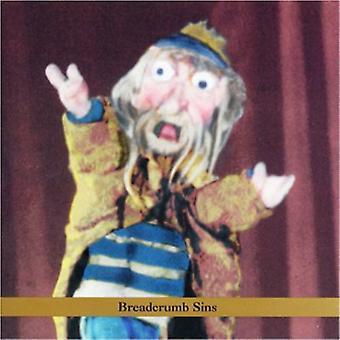 Jamie Saft - Breadcrumb Sins [CD] USA import