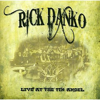 Rick Danko - Tin ängel [CD] USA import