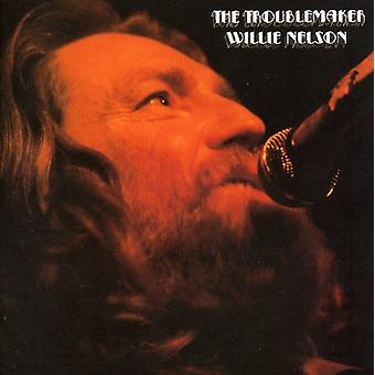 Willie Nelson - Troublemaker [CD] USA import