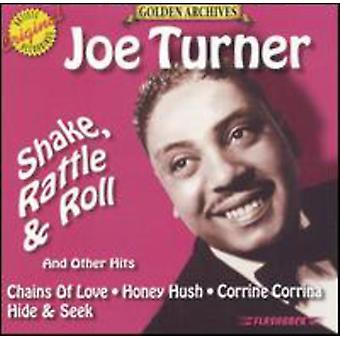 Joe Turner - Shake Rattle & Roll [CD] USA import