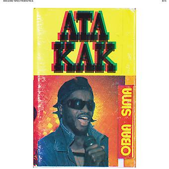 ATA Kak - Obaa Sima [CD] USA import