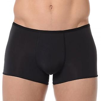 HOM Plumes Trunk, Black, X-Large