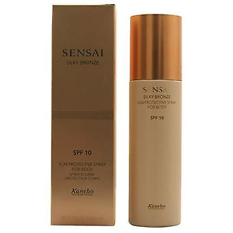 Kanebo Silky Bronze Sun Protective Spray for Body