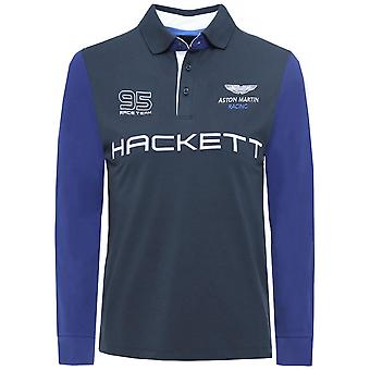 Manches longues Hackett AMR ailes Polo Shirt