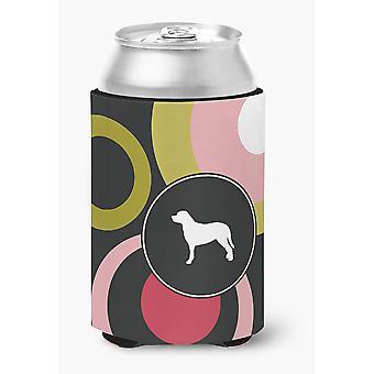 يمكن الكلب الجبلية السويسرية أكبر أو زجاجة المشروبات عازل نعالها