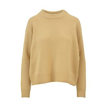 Vince women's V448677409293SWD yellow cashmere sweater