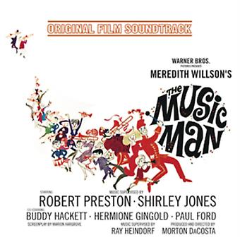 The Music Man by Original Film Soundt