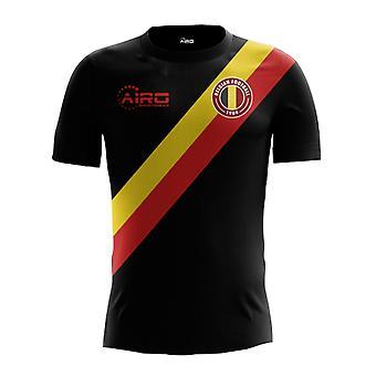 2018-2019 Belgien tredje konceptet fotbollströja