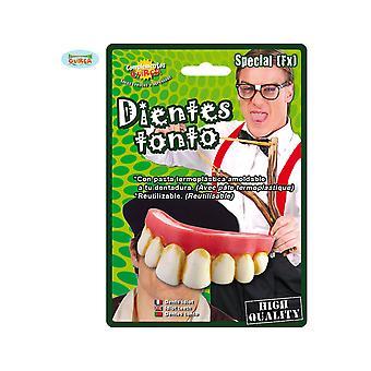 Denti di accessori termoplastici