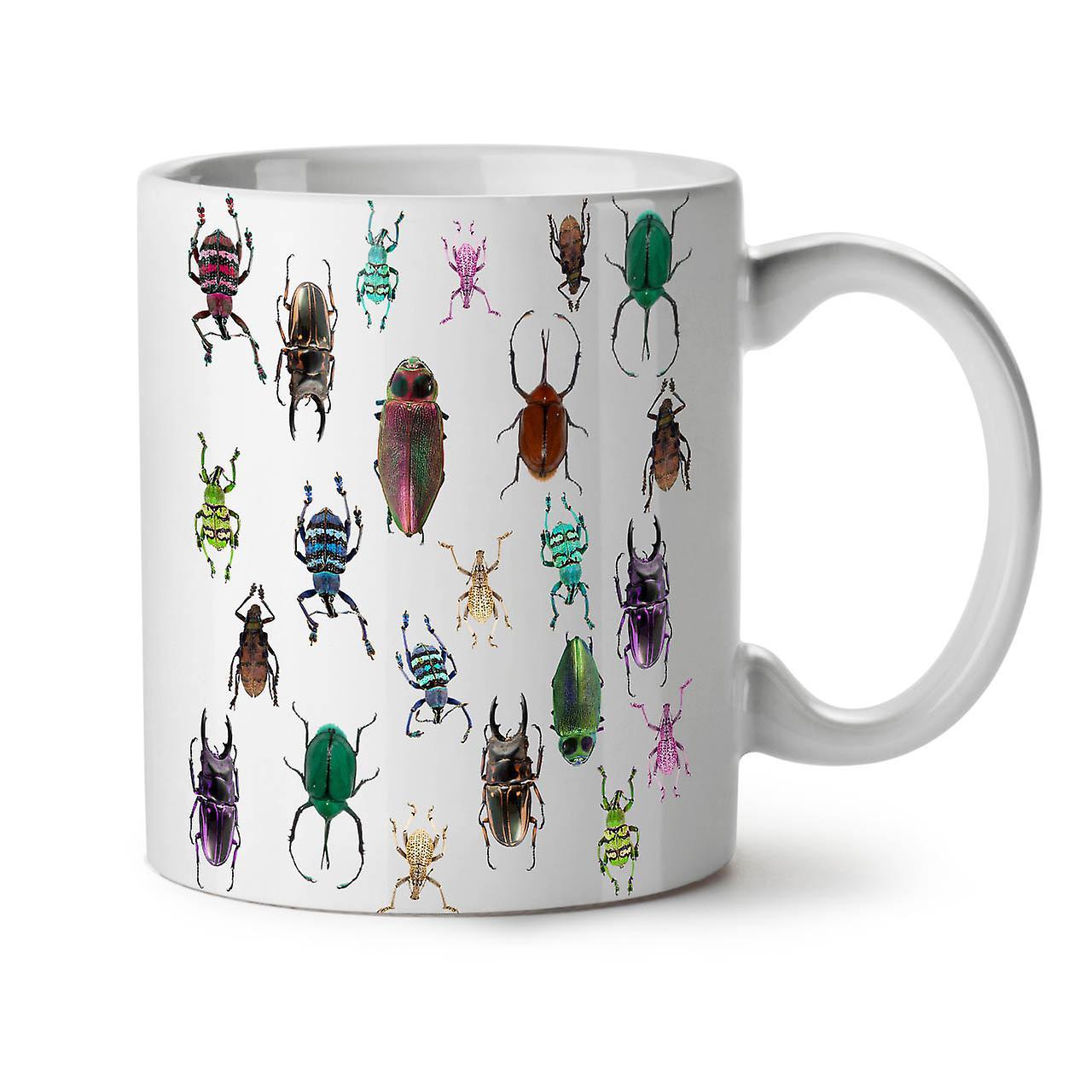 Café Bugs Thé Couleur Des Nouveaux Blanc Tasse Céramique OzWellcoda 11 I9HbWD2YeE