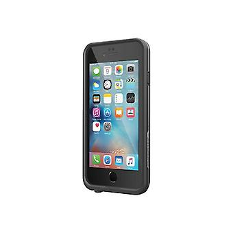 Lifeproof Fri-Protective waterproof case for mobile phone-silicone, polycarbonate, polypropylene, synthetic rubber-black-