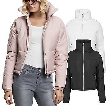 Urban Classics Ladies - Oversized High Neck Winter Jacke