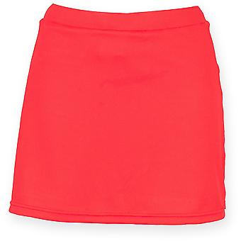Finden & Hales Ladies Skort Skirt / Short Breathable Wicking