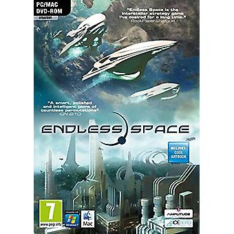 ENDLESS SPACE PC DVD - Factory Sealed