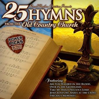 25 Hymns From the Old Country Church: Po - 25 Hymns From the Old Country Church: Po [CD] USA import