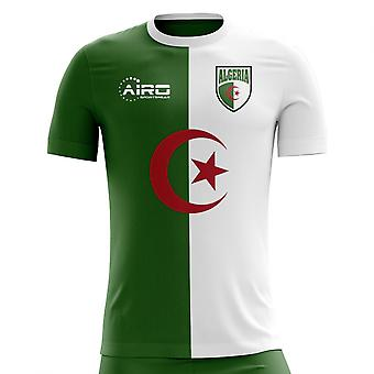 2018-2019 Algeria Home Concept Football Shirt