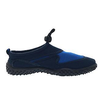 Fischadler Pickel sole Aqua Schuhe Unisex Grösse 3 - Navy / blau