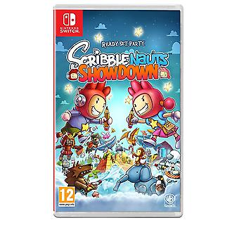 Gioco di Nintendo interruttore Scribblenauts Showdown