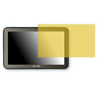 Mio spirit 7500 LM display protector - Golebo view protective film protective film
