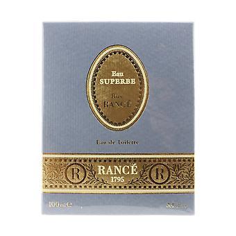 Rance 'Eau Superbe' Eau De Toilette 3.4oz/100ml New In Box