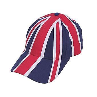 Union Jack bär Union Jack Baseball Cap