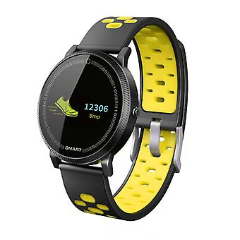 Q4 Neat and Water resistant Activity bracelet-Yellow