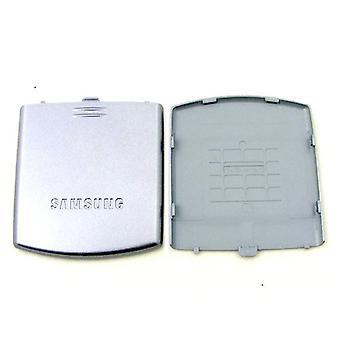 Porta de bateria Samsung U740 (prata)