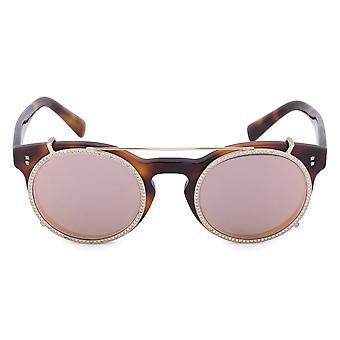 Valentino Round Sunglasses VA4009CA 50114Z 47