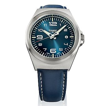 Traser H3 watch P59 essential M blue 108214