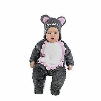 Mouse baby costume mouse baby plush jumpsuit costume