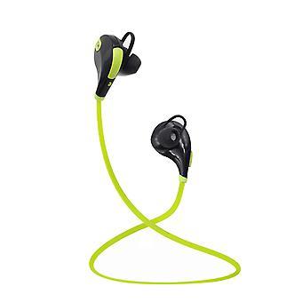Wireless Sport Headphones/Headsets-Green