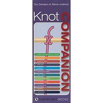 Knot Companion by Tim Davison - Steve Judkins - 9780470061695 Book
