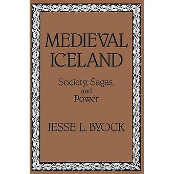 Middeleeuwse IJsland - Society - sagen- en macht door Jesse L. Byock - 978