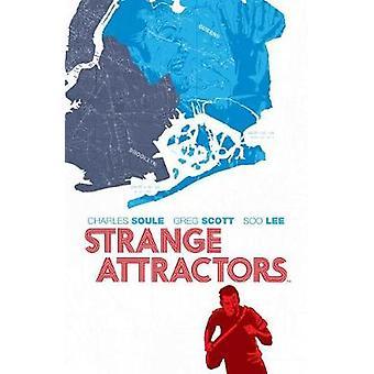 Strange Attractors door Charles Soule - 9781608869763 boek