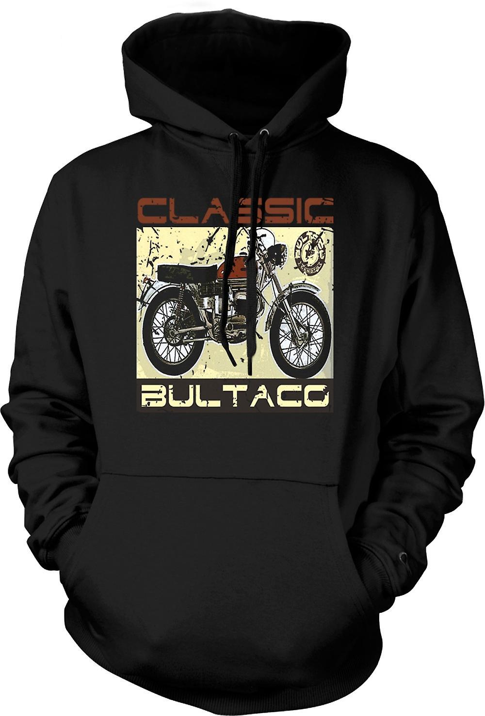 Felpa con cappuccio - Bultaco Classic Dirt Bike per bambini