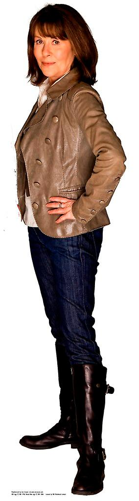 Doctor Who - Sarah Jane Smith (Elisabeth Sladen) Lifesize Cardboard Cutout / Standee