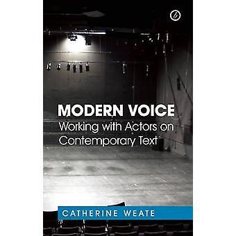 Moderne Stimme von Catherine Weate - 9781849431712 Buch