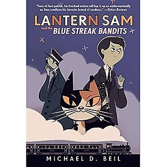 Sam de la lanterne et les Bandits de Blue Streak