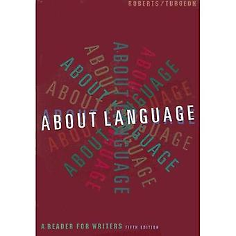 About Language: A Reader for Writers